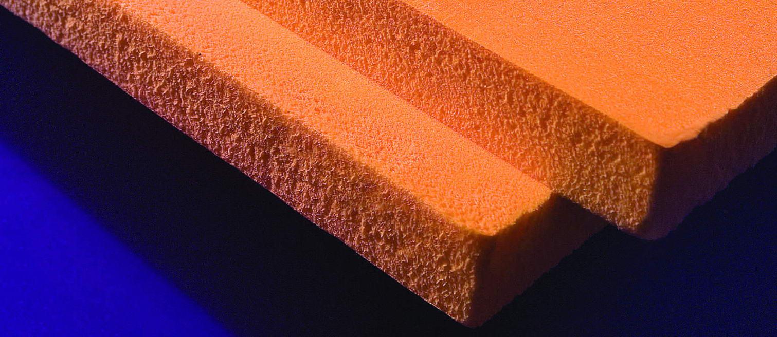 Пеноплекс в плитах и сегментах толщиной 35 и 45 мм